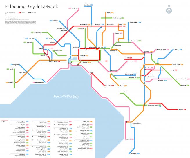 Maps by Philip Mallis